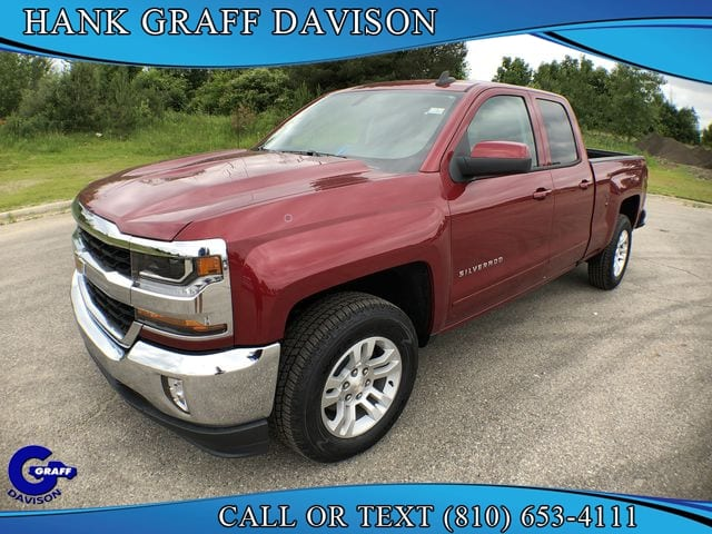 2018 Silverado 1500 Double Cab 4x4,  Pickup #6-12262 - photo 1