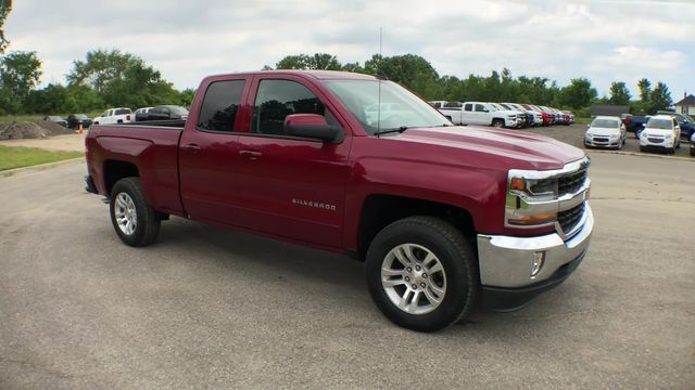 2018 Silverado 1500 Double Cab 4x4,  Pickup #6-12262 - photo 4