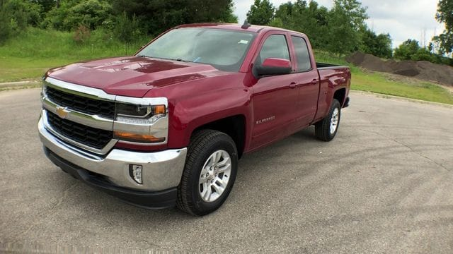 2018 Silverado 1500 Double Cab 4x4,  Pickup #6-12262 - photo 6