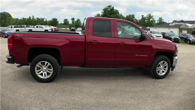 2018 Silverado 1500 Double Cab 4x4,  Pickup #6-12262 - photo 3