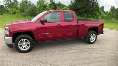 2018 Silverado 1500 Double Cab 4x4,  Pickup #6-12262 - photo 7