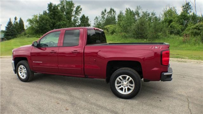 2018 Silverado 1500 Double Cab 4x4,  Pickup #6-12262 - photo 8