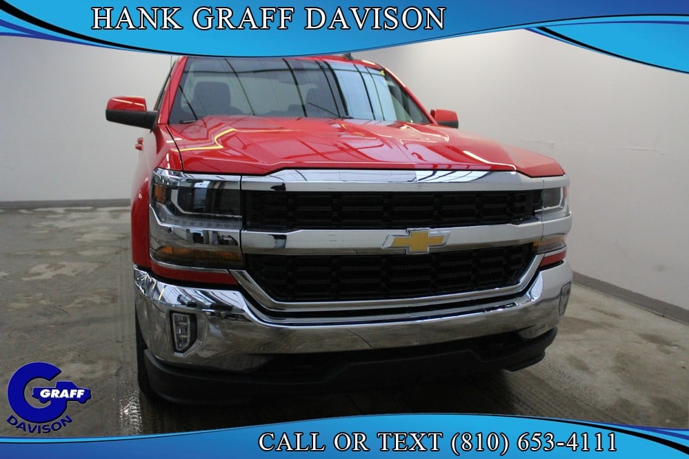 2018 Silverado 1500 Double Cab 4x4, Pickup #6-12299 - photo 8