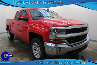 2018 Silverado 1500 Double Cab 4x4, Pickup #6-12299 - photo 7