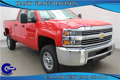 2018 Silverado 2500 Double Cab 4x4, Pickup #6-12393 - photo 9