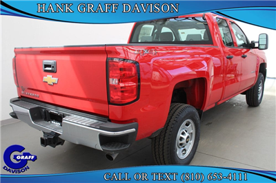 2018 Silverado 2500 Double Cab 4x4, Pickup #6-12393 - photo 20