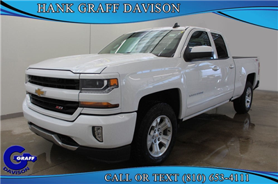 2018 Silverado 1500 Double Cab 4x4, Pickup #6-12597 - photo 1