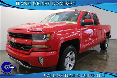 2018 Silverado 1500 Double Cab 4x4,  Pickup #6-12658 - photo 1