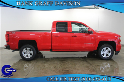 2018 Silverado 1500 Double Cab 4x4,  Pickup #6-12658 - photo 5