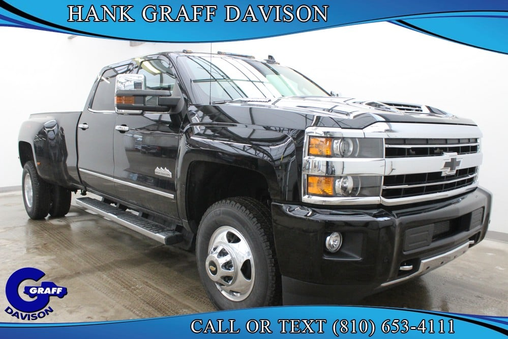 2018 Silverado 3500 Crew Cab 4x4,  Pickup #6-12785 - photo 10