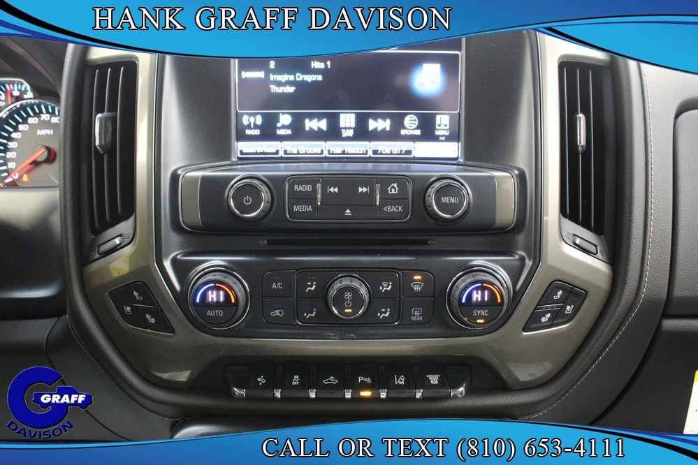 2018 Silverado 3500 Crew Cab 4x4,  Pickup #6-12785 - photo 19