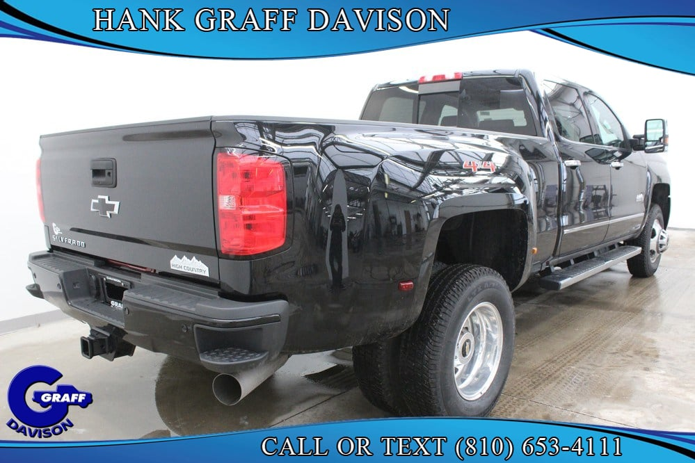 2018 Silverado 3500 Crew Cab 4x4,  Pickup #6-12785 - photo 3