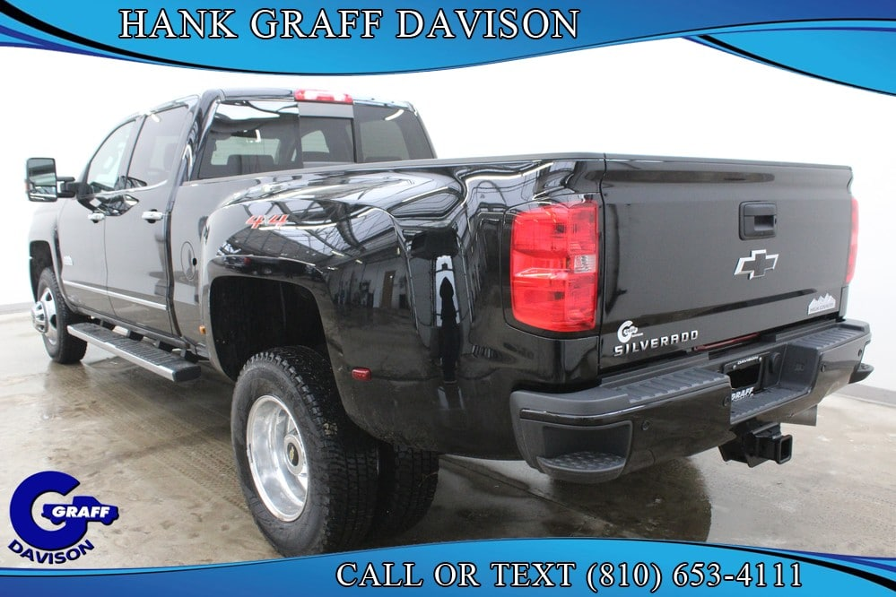 2018 Silverado 3500 Crew Cab 4x4,  Pickup #6-12785 - photo 2