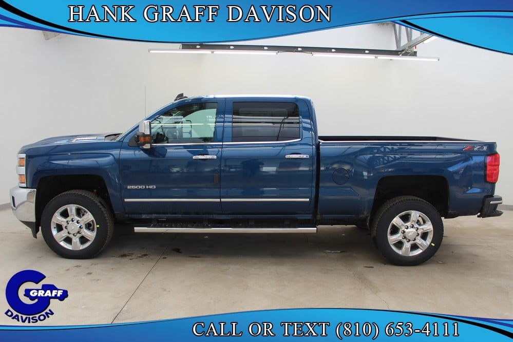 2018 Silverado 2500 Crew Cab 4x4,  Pickup #6-12976 - photo 3