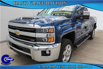2018 Silverado 2500 Crew Cab 4x4,  Pickup #6-12976 - photo 1