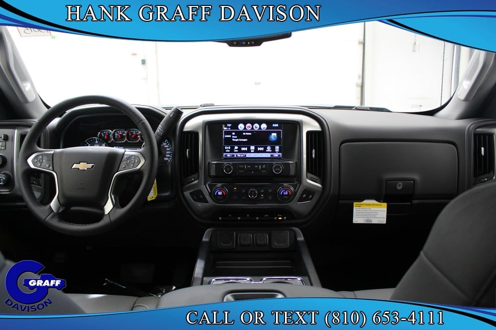 2018 Silverado 1500 Crew Cab 4x4,  Pickup #6-13015 - photo 15