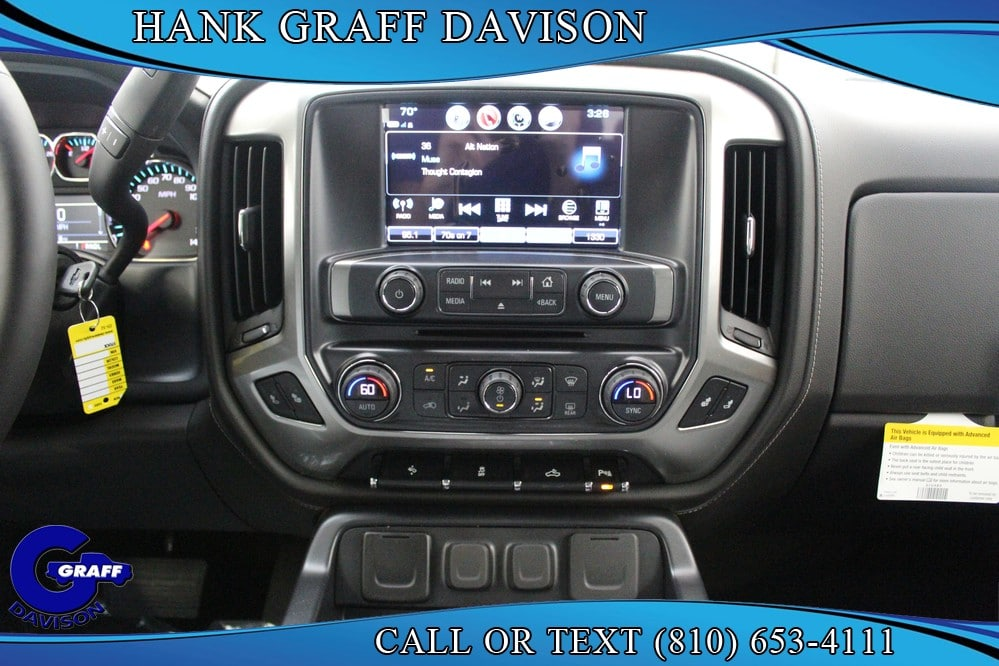2018 Silverado 1500 Crew Cab 4x4,  Pickup #6-13015 - photo 16
