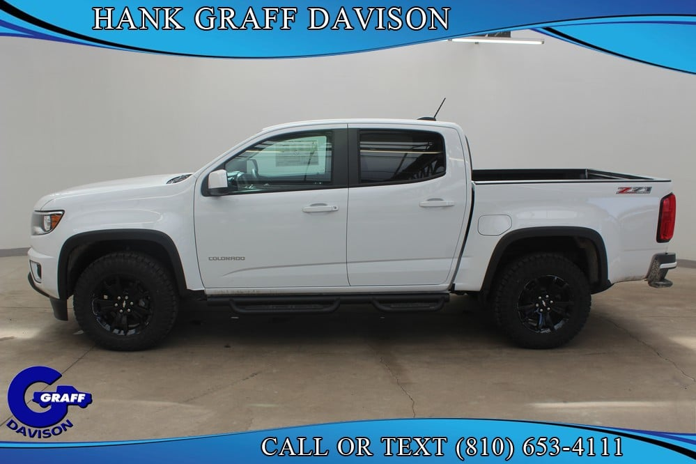2018 Colorado Crew Cab 4x4,  Pickup #6-13261 - photo 3