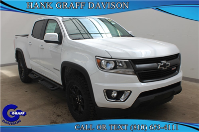 2018 Colorado Crew Cab 4x4,  Pickup #6-13261 - photo 10