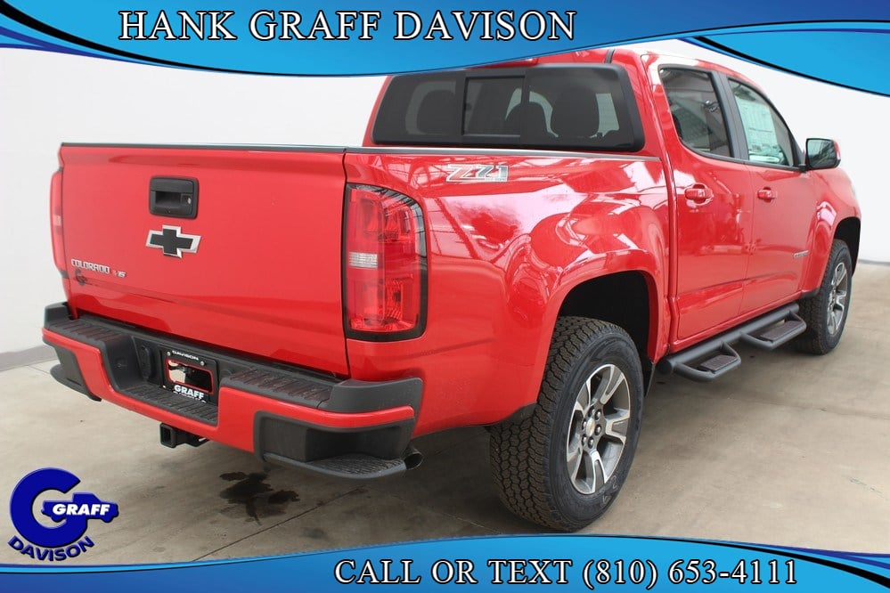 2018 Colorado Crew Cab 4x4,  Pickup #6-13269 - photo 24