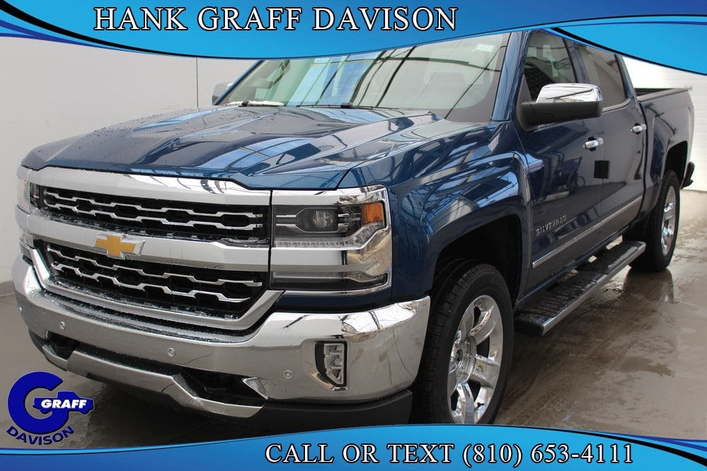 2018 Silverado 1500 Crew Cab 4x4,  Pickup #6-13337 - photo 1