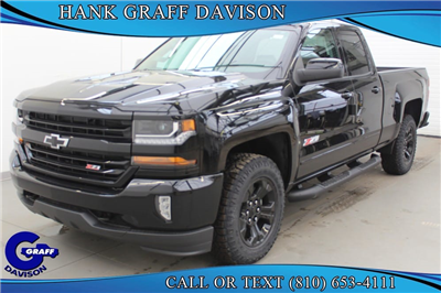 2018 Silverado 1500 Double Cab 4x4,  Pickup #6-13498 - photo 1