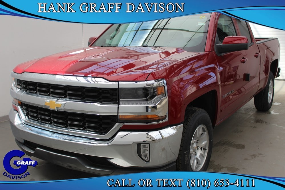 2018 Silverado 1500 Double Cab 4x2,  Pickup #6-13544 - photo 1