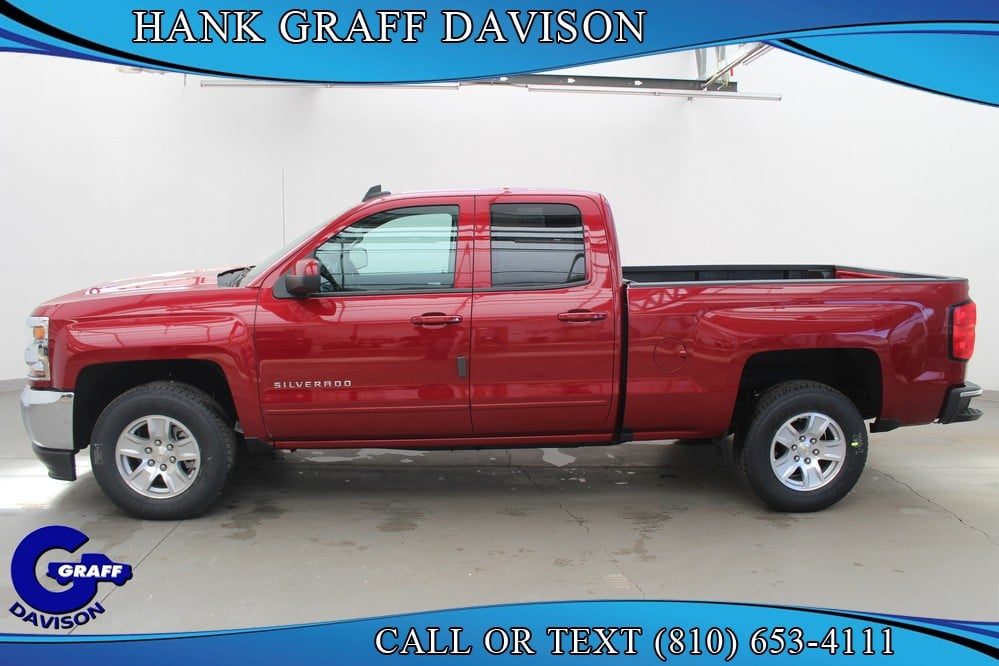 2018 Silverado 1500 Double Cab 4x2,  Pickup #6-13544 - photo 3
