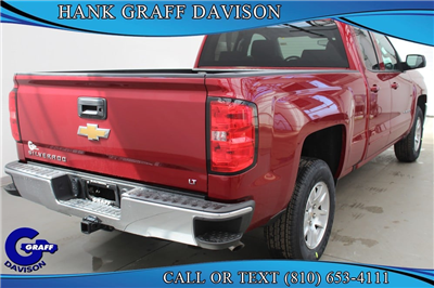2018 Silverado 1500 Double Cab 4x2,  Pickup #6-13544 - photo 8