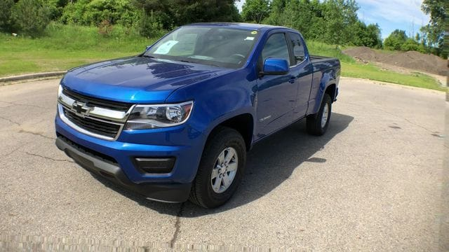 2018 Colorado Extended Cab 4x4,  Pickup #6-13863 - photo 7