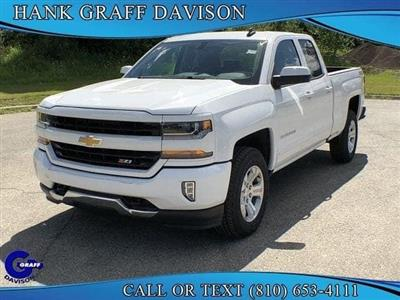 2018 Silverado 1500 Double Cab 4x4,  Pickup #6-13925 - photo 1