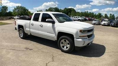 2018 Silverado 1500 Double Cab 4x4,  Pickup #6-13925 - photo 4