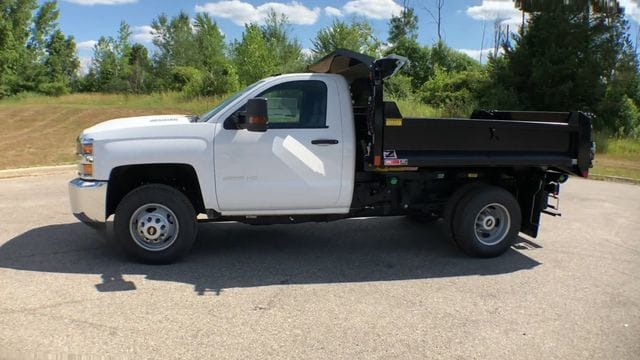 2018 Silverado 3500 Regular Cab DRW 4x4,  Monroe Dump Body #6-14012 - photo 7