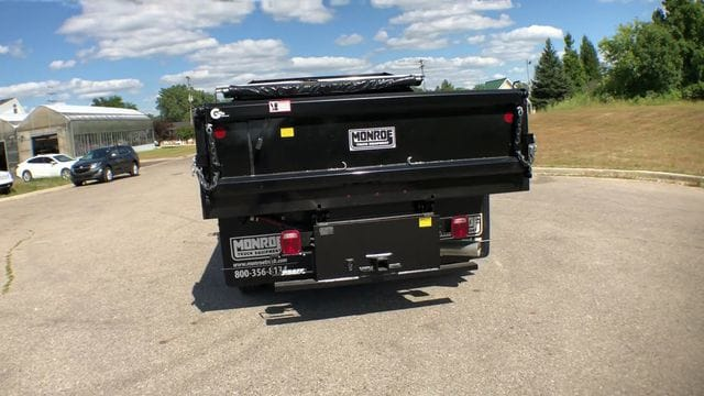 2018 Silverado 3500 Regular Cab DRW 4x4,  Monroe Dump Body #6-14012 - photo 8