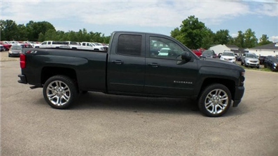2018 Silverado 1500 Double Cab 4x4,  Pickup #6-14038 - photo 3