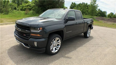 2018 Silverado 1500 Double Cab 4x4,  Pickup #6-14038 - photo 6