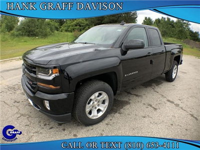 2018 Silverado 1500 Double Cab 4x4,  Pickup #6-14104 - photo 1