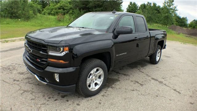 2018 Silverado 1500 Double Cab 4x4,  Pickup #6-14104 - photo 6