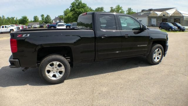 2018 Silverado 1500 Double Cab 4x4,  Pickup #6-14159 - photo 3