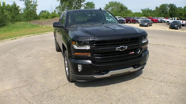 2018 Silverado 1500 Double Cab 4x4,  Pickup #6-14159 - photo 5