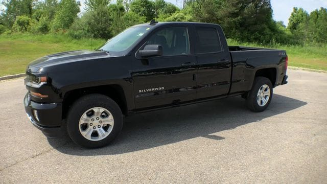 2018 Silverado 1500 Double Cab 4x4,  Pickup #6-14159 - photo 7