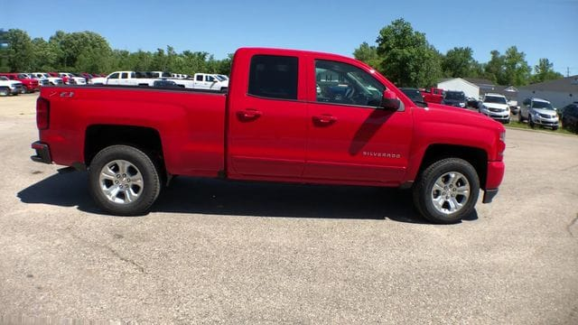 2018 Silverado 1500 Double Cab 4x4,  Pickup #6-14217 - photo 3