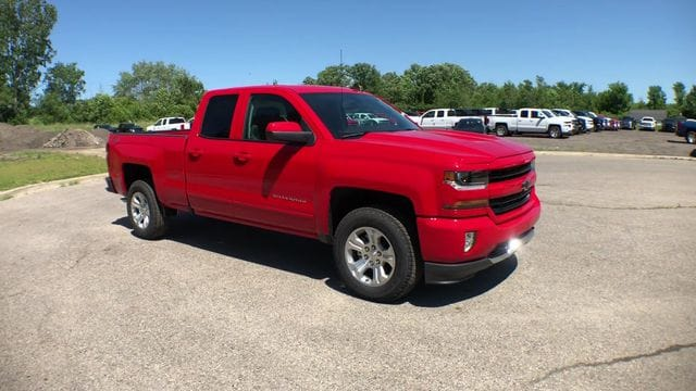 2018 Silverado 1500 Double Cab 4x4,  Pickup #6-14217 - photo 4
