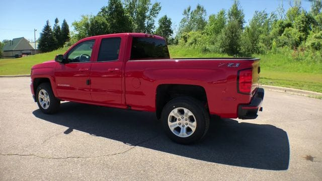 2018 Silverado 1500 Double Cab 4x4,  Pickup #6-14217 - photo 2