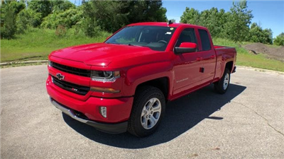 2018 Silverado 1500 Double Cab 4x4,  Pickup #6-14217 - photo 6