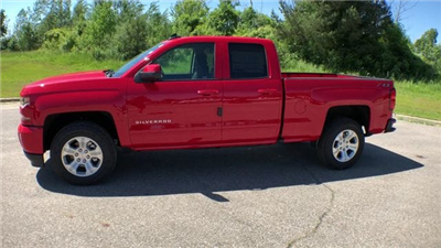 2018 Silverado 1500 Double Cab 4x4,  Pickup #6-14217 - photo 7