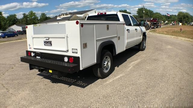 2018 Silverado 2500 Crew Cab 4x2,  Monroe Service Body #6-14323 - photo 9