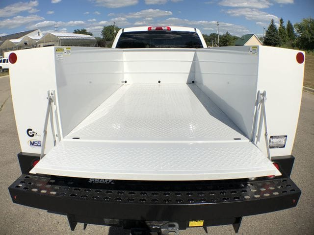 2018 Silverado 2500 Crew Cab 4x2,  Monroe Service Body #6-14323 - photo 22