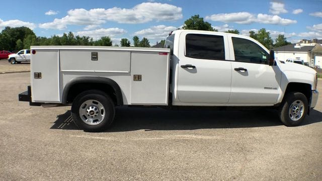 2018 Silverado 2500 Crew Cab 4x2,  Monroe Service Body #6-14323 - photo 3