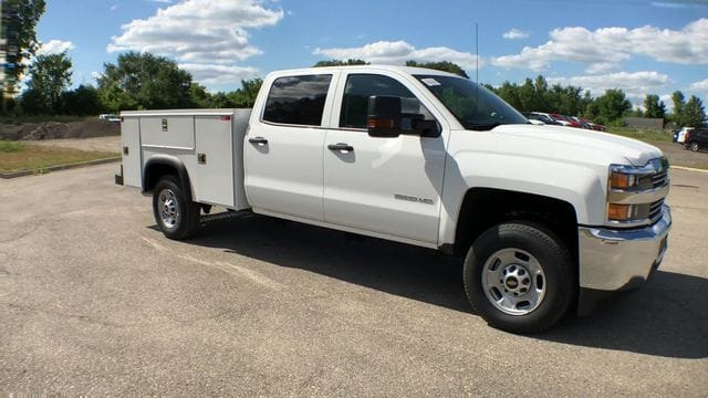 2018 Silverado 2500 Crew Cab 4x2,  Monroe Service Body #6-14323 - photo 4